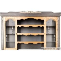 Шкаф-витрина «Франческа 3987» БМ744