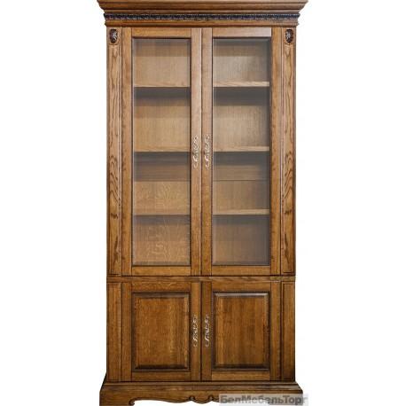 Шкаф комбинированный «Милана 2Д» П396.10