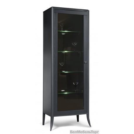 Шкаф с витриной «Тиффани 2425-01» БМ680