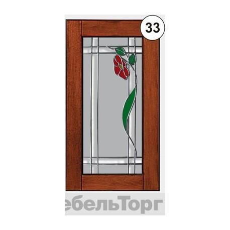 Витражи Цветные 33