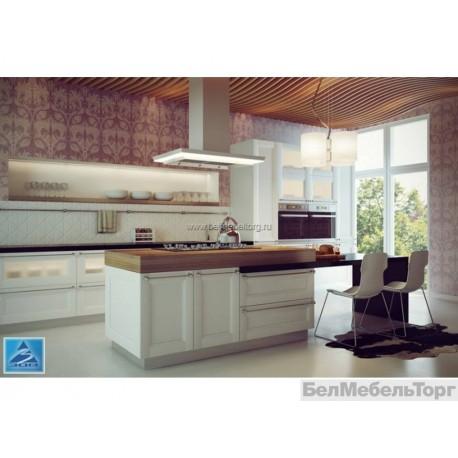 Кухня Марсель 3 ПП Мрамор