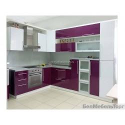 Кухня Фиалка/Нежный
