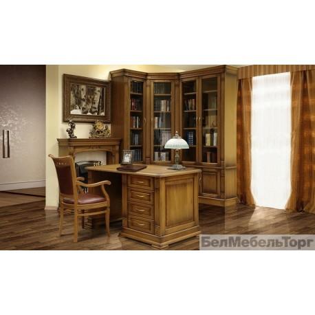 Верди 9 стол письменный П106.14 дуб