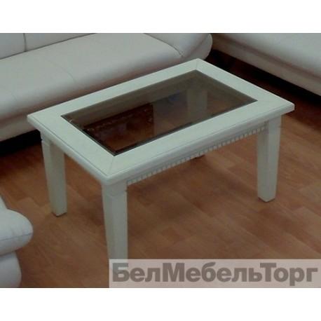 Верди 3 стол журнальный П108.03 слоновая кость