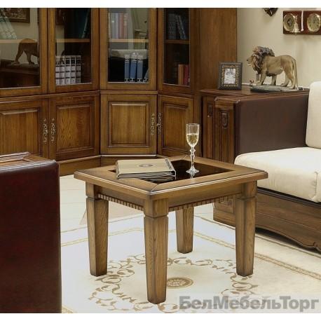 Верди 4 стол журнальный П108.04 дуб