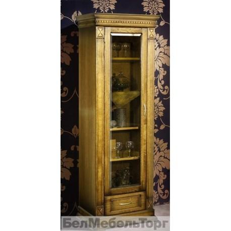 Шкаф для книг Верди А1/1 дуб П1079.26