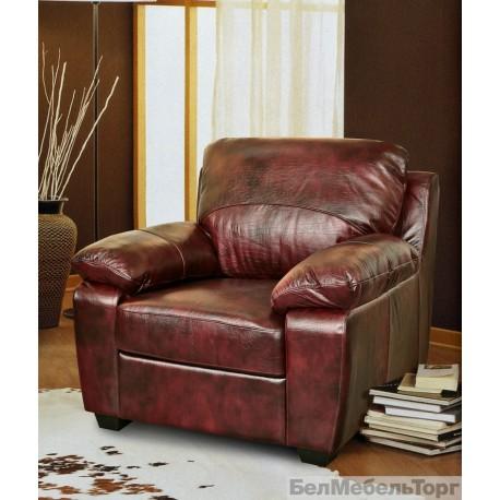 Кресло кожаное Питсбург