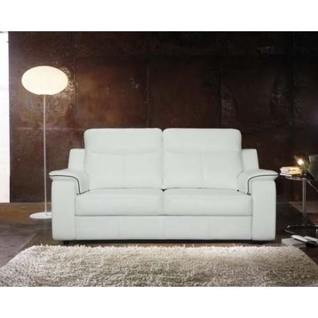 Трехместный комбинированный диван Люксор
