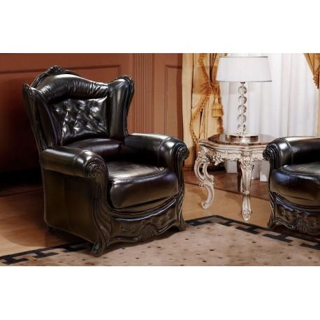 Кожаное кресло Патриция