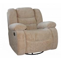 """Тканевое кресло """"Манчестер 1"""" реклайнер (1Р)"""