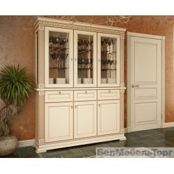 Виола шкаф комбинированный №2