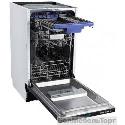 Полновстраиваемая посудомоечная машина Flavia BI 45 ALTA