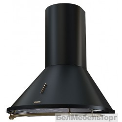 Вытяжка Krona NIKOL 600 black/bronze push button