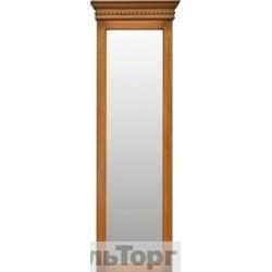 Зеркало навесное «Верди Люкс» П 433.19z дуб