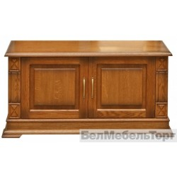 """Тумба П 433.25 от набора мебели для прихожей """"Верди Люкс"""" дуб"""