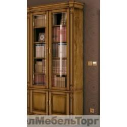 Набор корпусной мебели для библиотеки Верди 3 П196.Н3 Д8