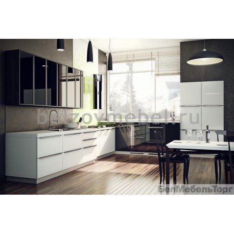 Кухня Система RAL 9003 глянец
