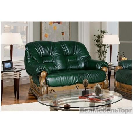 Двухместный комбинированный диван Консул 23