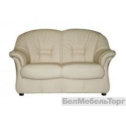 """Двухместный комбинированный диван """"Омега"""""""