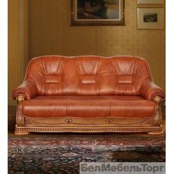 """Трёхместный комбинированный диван """"Консул 2020"""""""