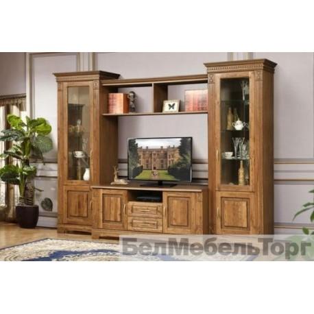 """Набор корпусной мебели """"Верди Т1"""" П.398 дуб"""