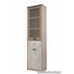 Шкаф с витриной Diesel 1V1D1S