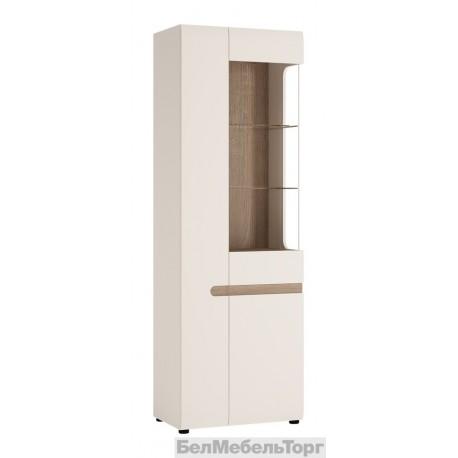Шкаф с витриной Линате 3D / TYP 01P