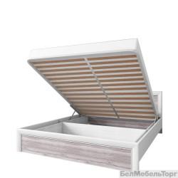 Кровать Оливия 160 с подъемным механизмом