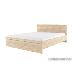Кровать Оскар 140 с основанием