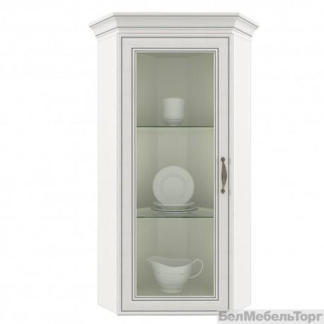 Шкаф с витриной Тиффани 1VU