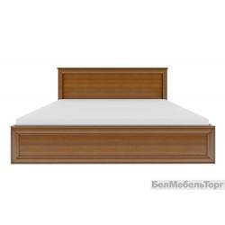 Кровать Тиффани 160 с основанием каштан