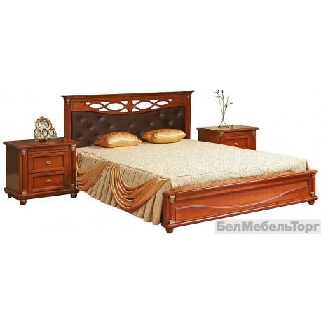 Кровать Валенсия 2МП с подъемным механизмом (П 254.53)