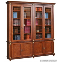"""Шкаф для книг """"Валенсия 4"""" П 444.24"""