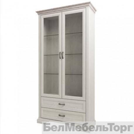 Шкаф с витриной 2D1SL Монако