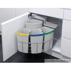 Система сортировки отходов Öko Center 4