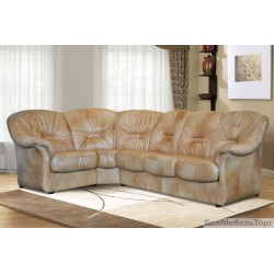 """Угловой тканевый диван """"Омега"""" 3мL/R.90.1R/L"""