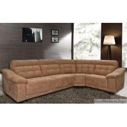 "Угловой тканевый диван ""Мирано"" 3мL/R.90.1R/L"