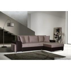"""Угловой тканевый диван """"Наоми"""" 2мL/R6мR/L"""