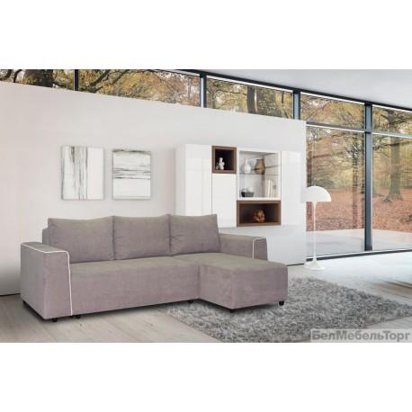 Угловой тканевый диван «Тенхе» 2ML/R6R/L