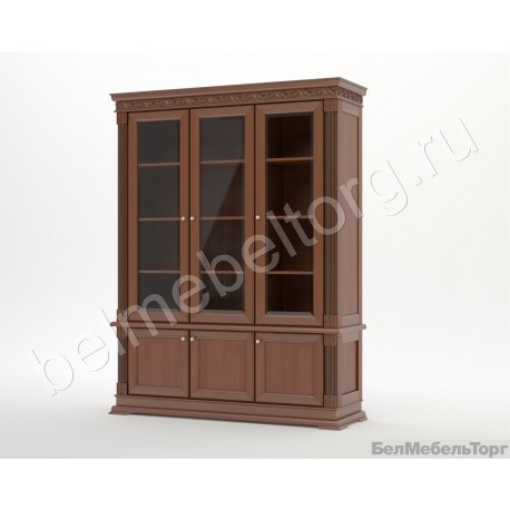 Виола шкаф библиотечный ШБК-3