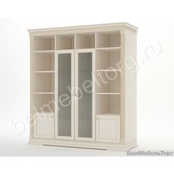 Виола шкаф библиотечный ШБ-3