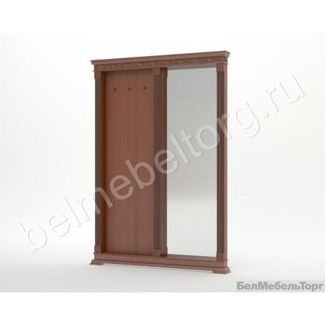 Виола панель для прихожей с зеркалом ШПр-4