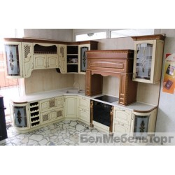 Кухня из массива Ясеня Т 508\110