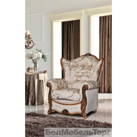 Тканевое кресло Патриция