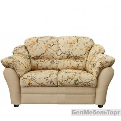 Двухместный тканевый диван Сенатор