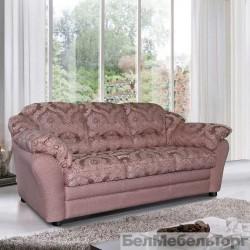 Трехместный тканевый диван Сенатор.
