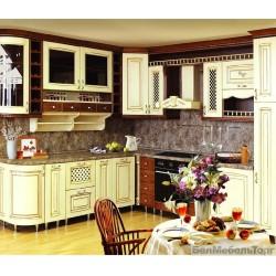Кухня из массива Ясеня Т 511\112