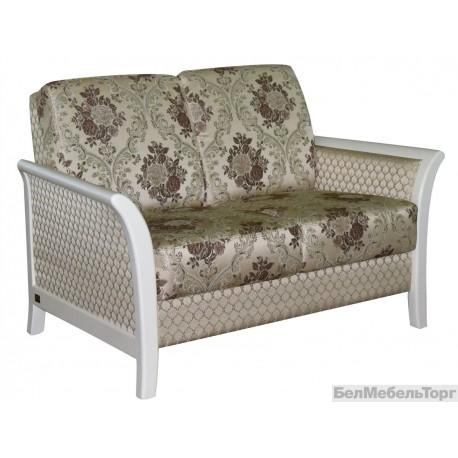 Двухместный тканевый диван Канон 1