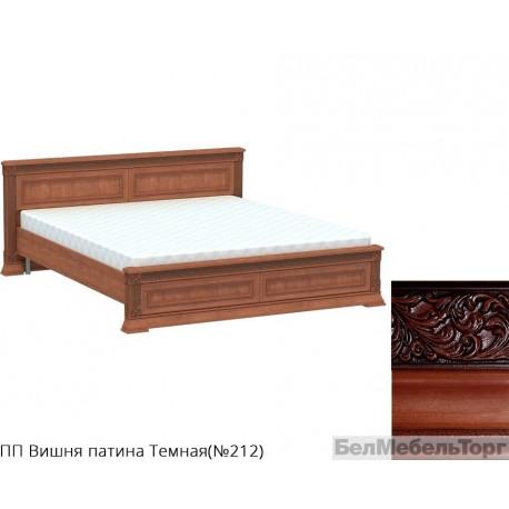 Кровать двуспальная низкая «Патриция» КН-180