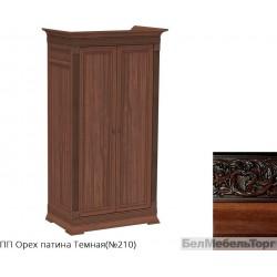 Шкаф для одежды «Патриция» ШО-100